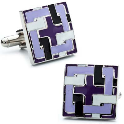 http://site.cufflinksman.com/images/cuffs/400x400_nonwatermarked/CLI-5478_Purple_Locked_Squares_Cufflinks_1.jpg